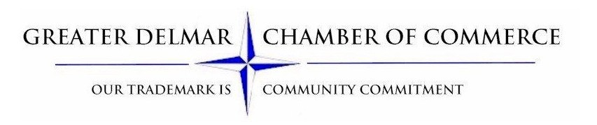 Greater Delmar Chamber Of Commerce Logo